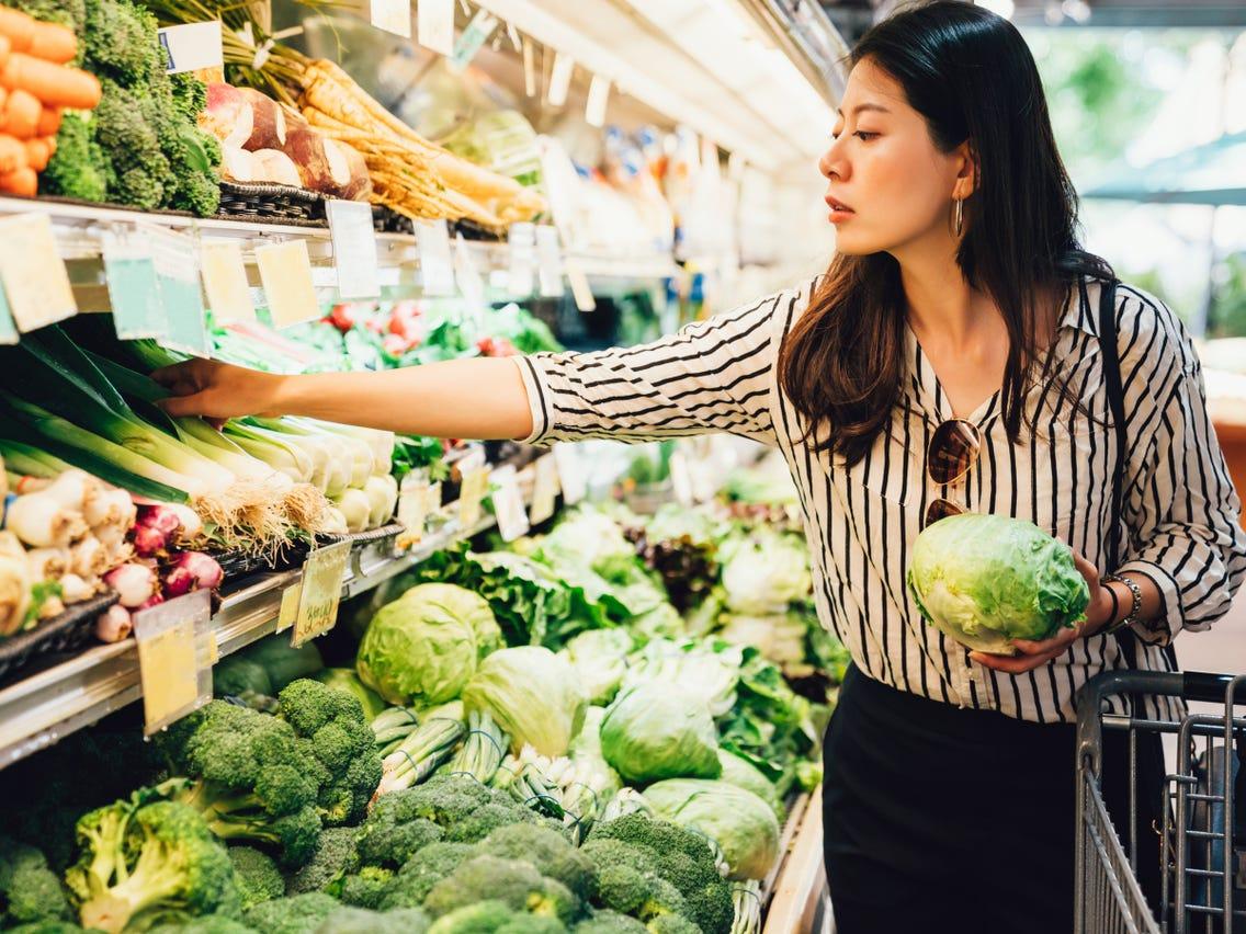 Διατροφή: Σε τι αντιστοιχούν οι 5 μερίδες φρούτων και λαχανικών που πρέπει να τρώω τη μέρα