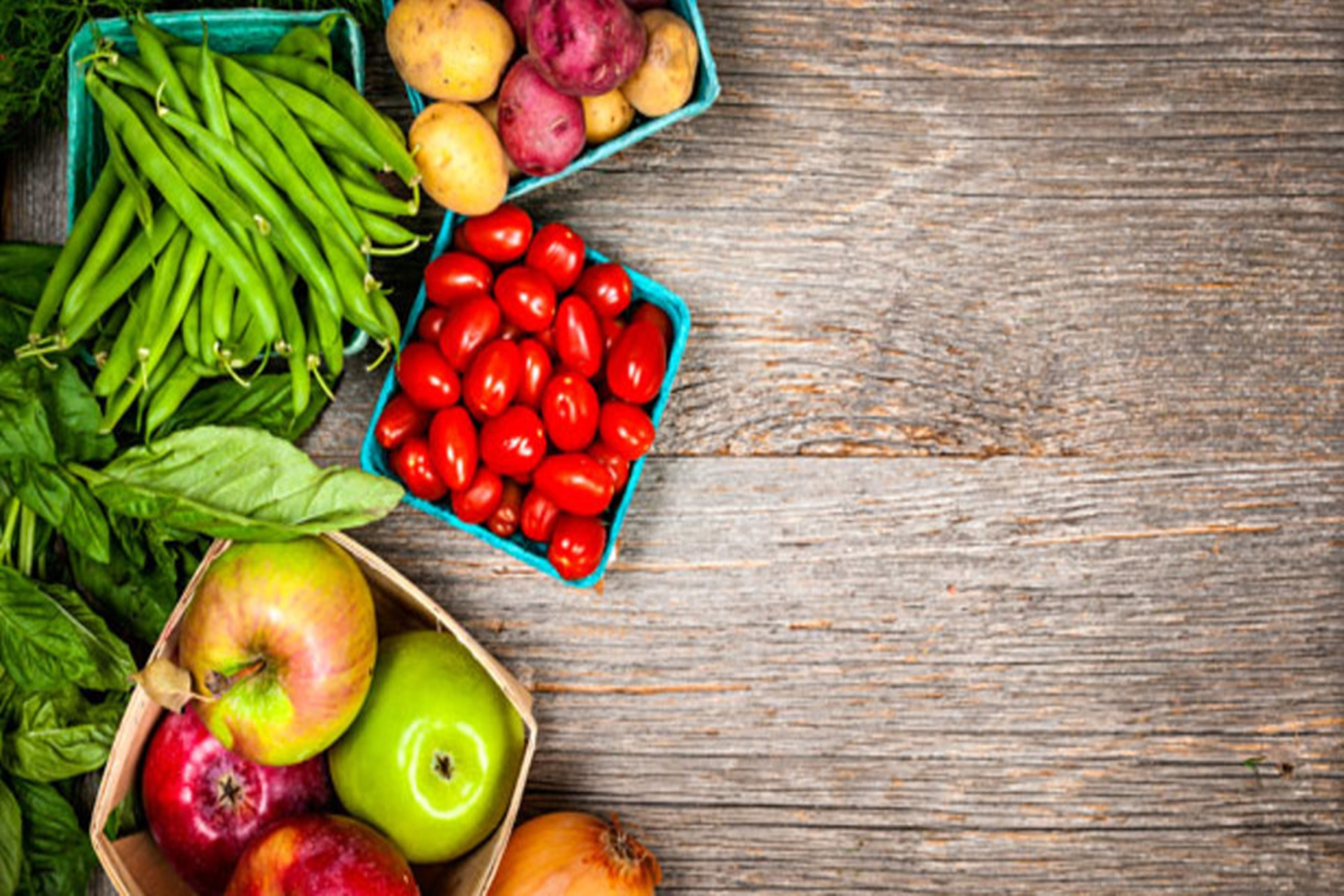 Φρούτα και λαχανικά : Η κατανάλωση τους αυξάνει το προσδόκιμο ζωής