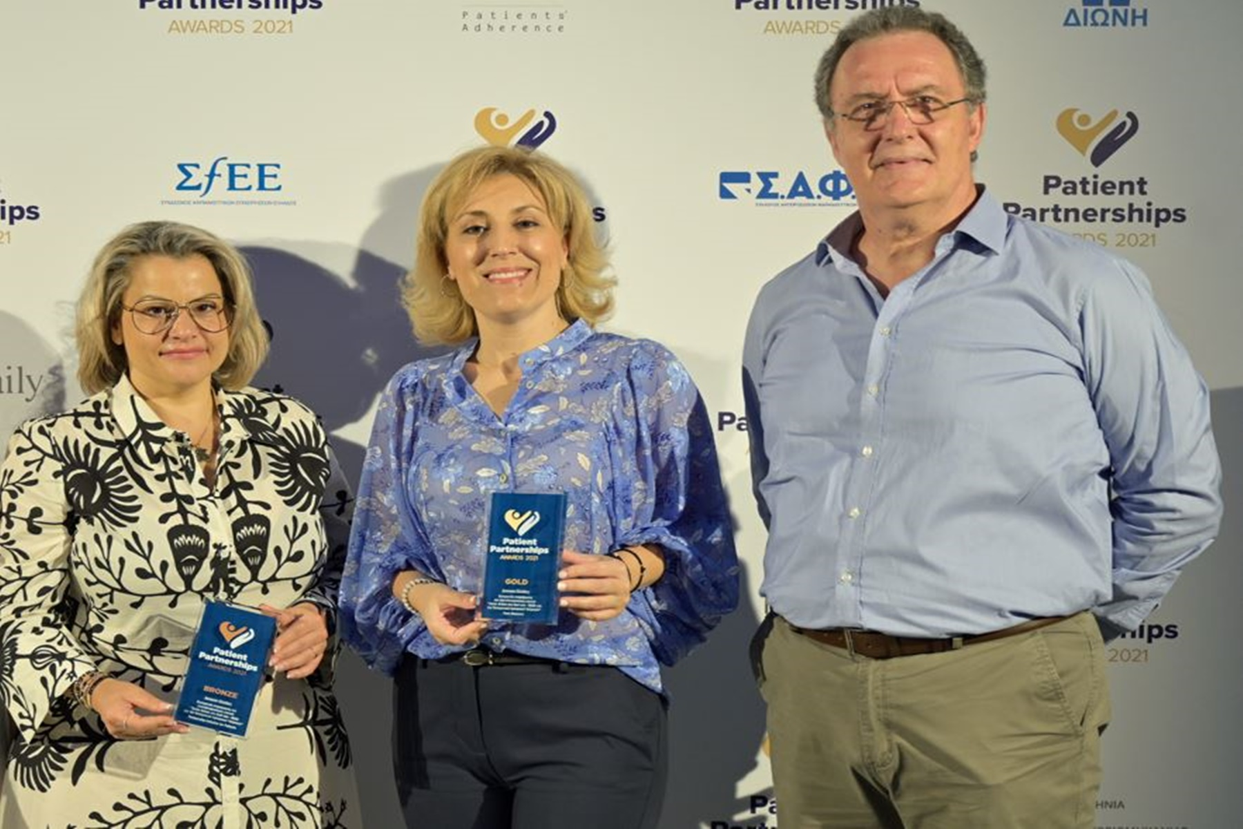 Φαρμακευτική εταιρία Janssen : Τιμήθηκε με δύο βραβεία