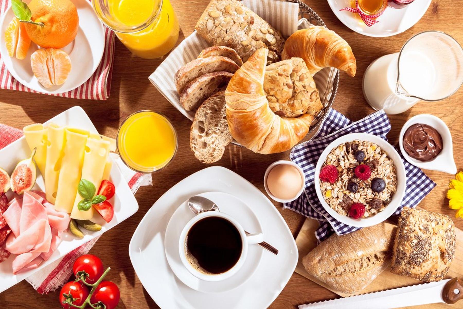 Πρωινό : Λύσεις για γρήγορες και υγιεινές επιλογές