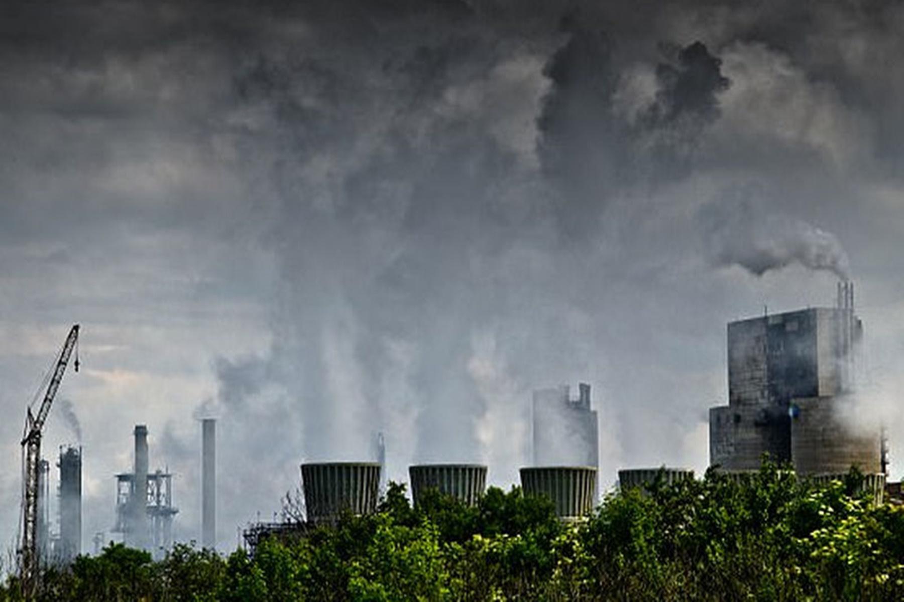 Ατμοσφαιρική ρύπανση : Είναι υπεύθυνη για την αύξηση του Αλτσχάιμερ