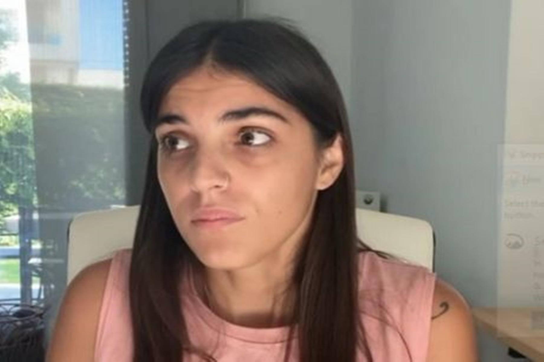 Άννα Μαρία Βέλη : Έτυχε να μην πεθάνω από τα χέρια κακοποιητικού συντρόφου