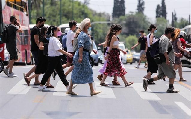 Κορωνοϊός μεταλλάξεις (29/07): 1.339 νέα κρούσματα Δέλτα – Που εντοπίζονται οι μεταλλαγμένες λοιμώξεις