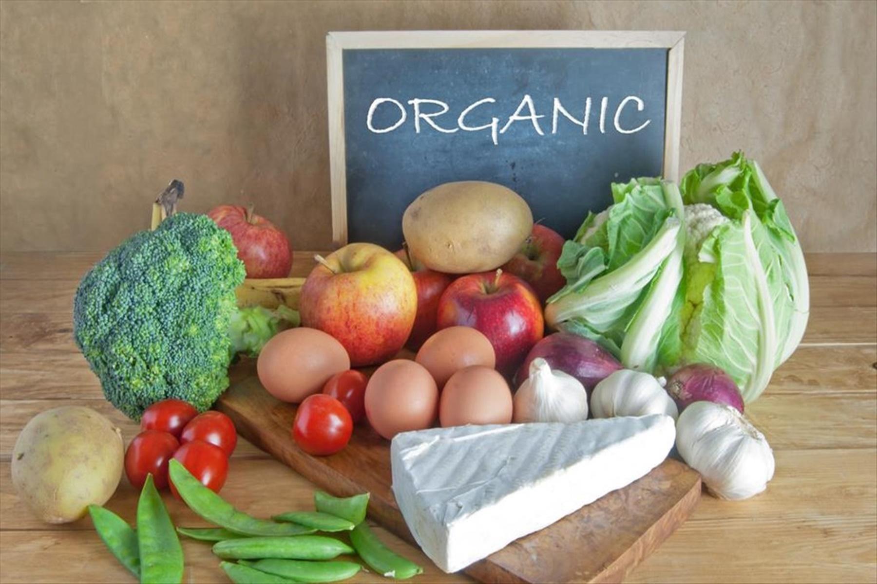Βιολογικά τρόφιμα : Δείτε γιατί είναι καλύτερα από τα μη βιολογικά