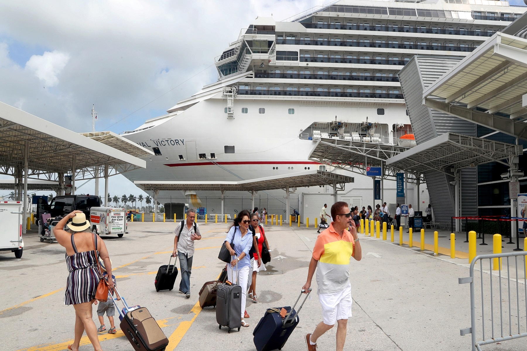 Εφετείο ΗΠΑ: Το Δικαστήριο αποκλείει τη διαταγή CDC άρσης των κανόνων του κορωνοϊού στα κρουαζιερόπλοια