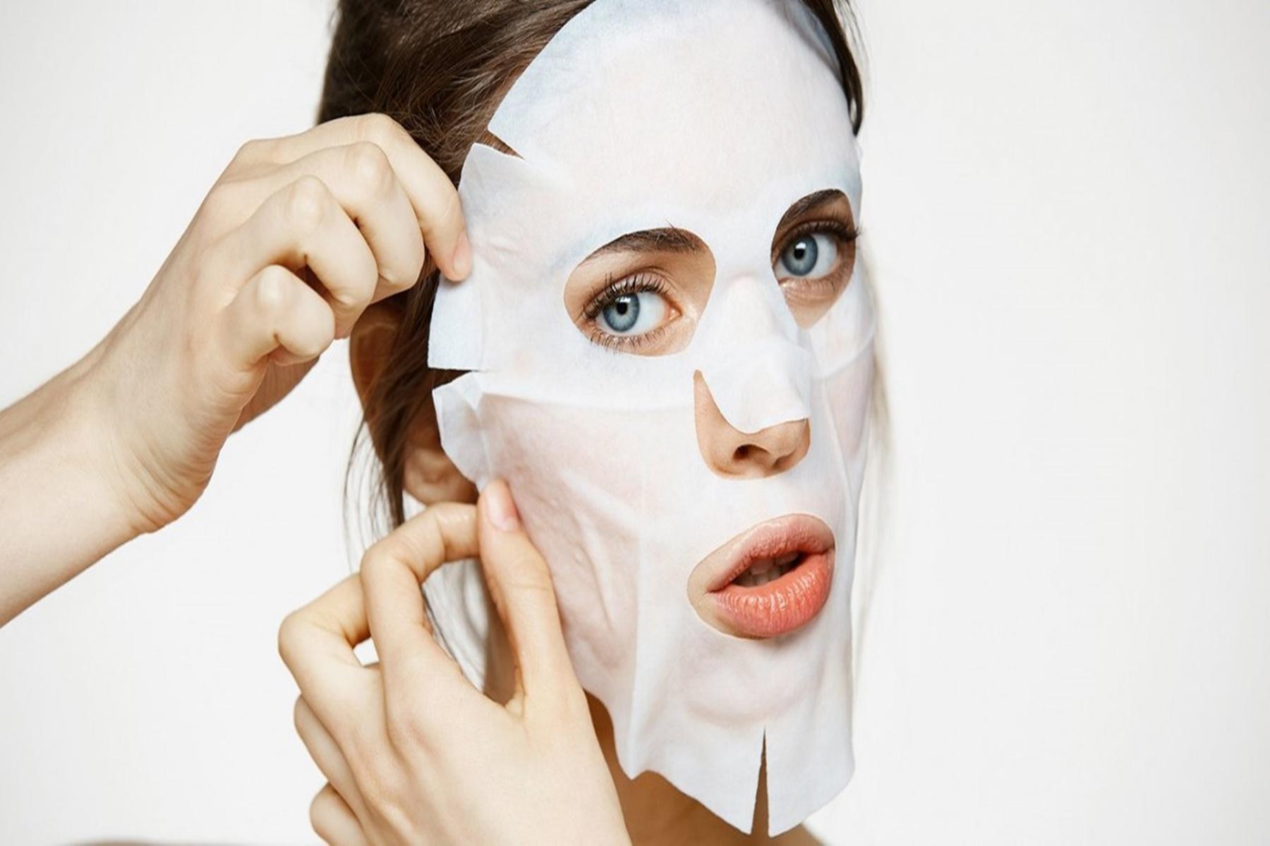 Μάσκες προσώπου : Αποτρέπουν την εξάπλωση των ιών