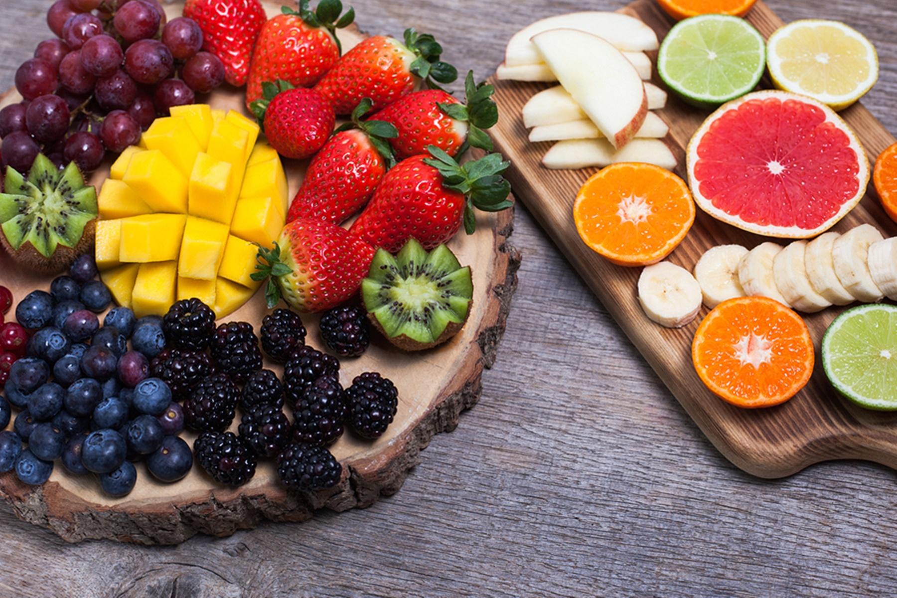 Φρούτα Διαβήτης : Επιλογές για να τρώτε άφοβα