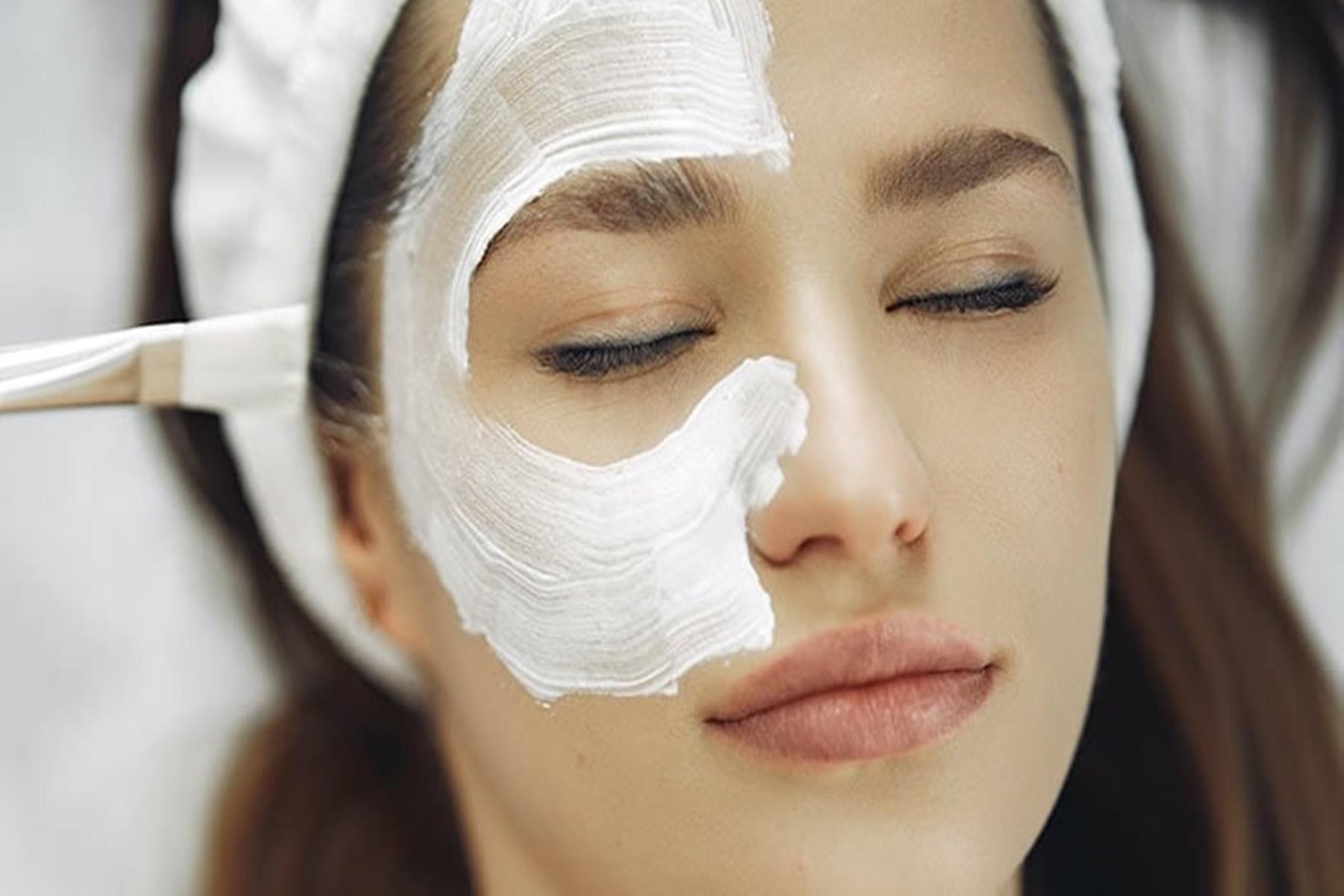Μάσκα προσώπου : Βήματα για να την εφαρμόσετε σωστά