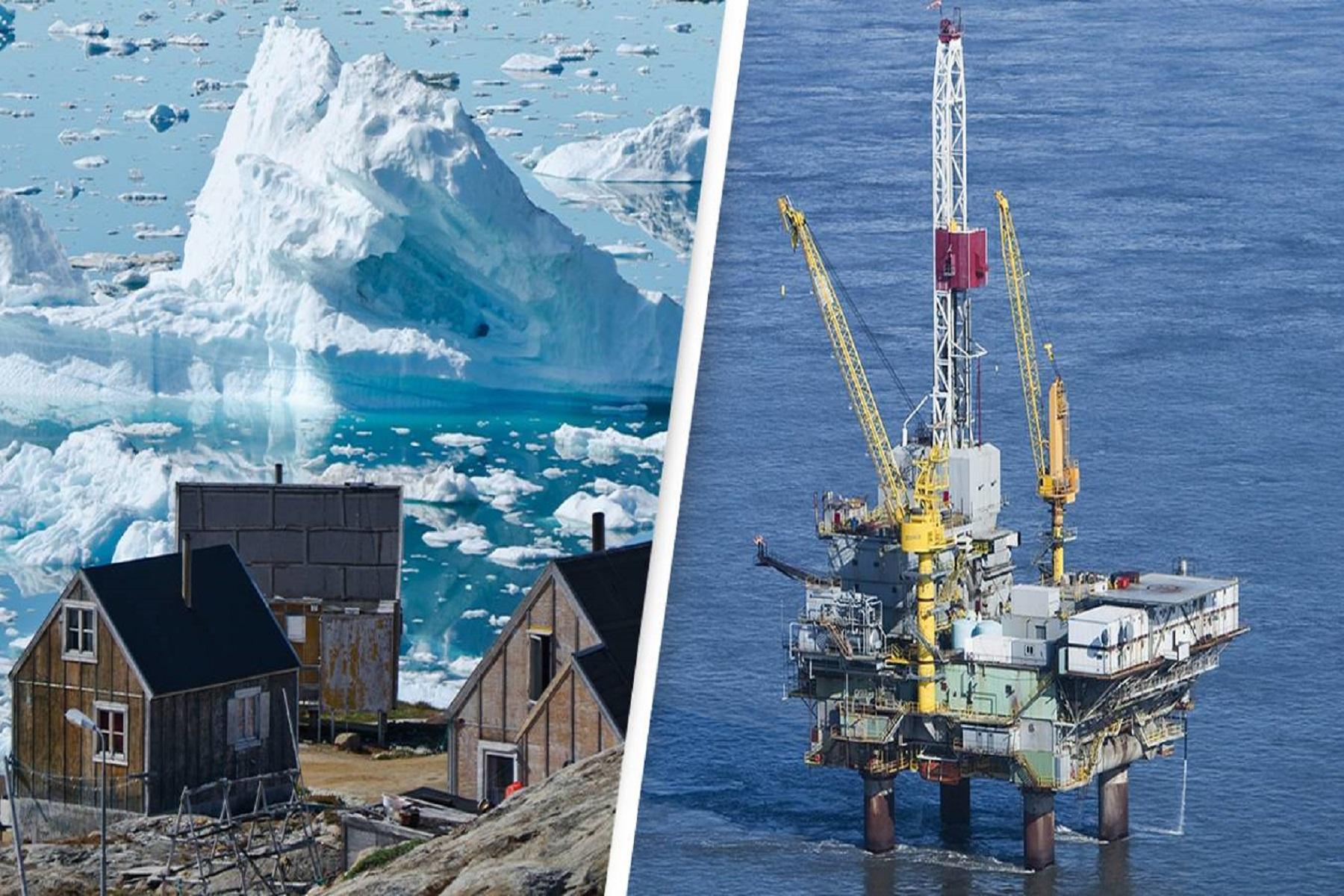 Αρκτική Γροιλανδία: Aναστέλλει κάθε έρευνα πετρελαίου λόγω της κλιματικής κρίσης
