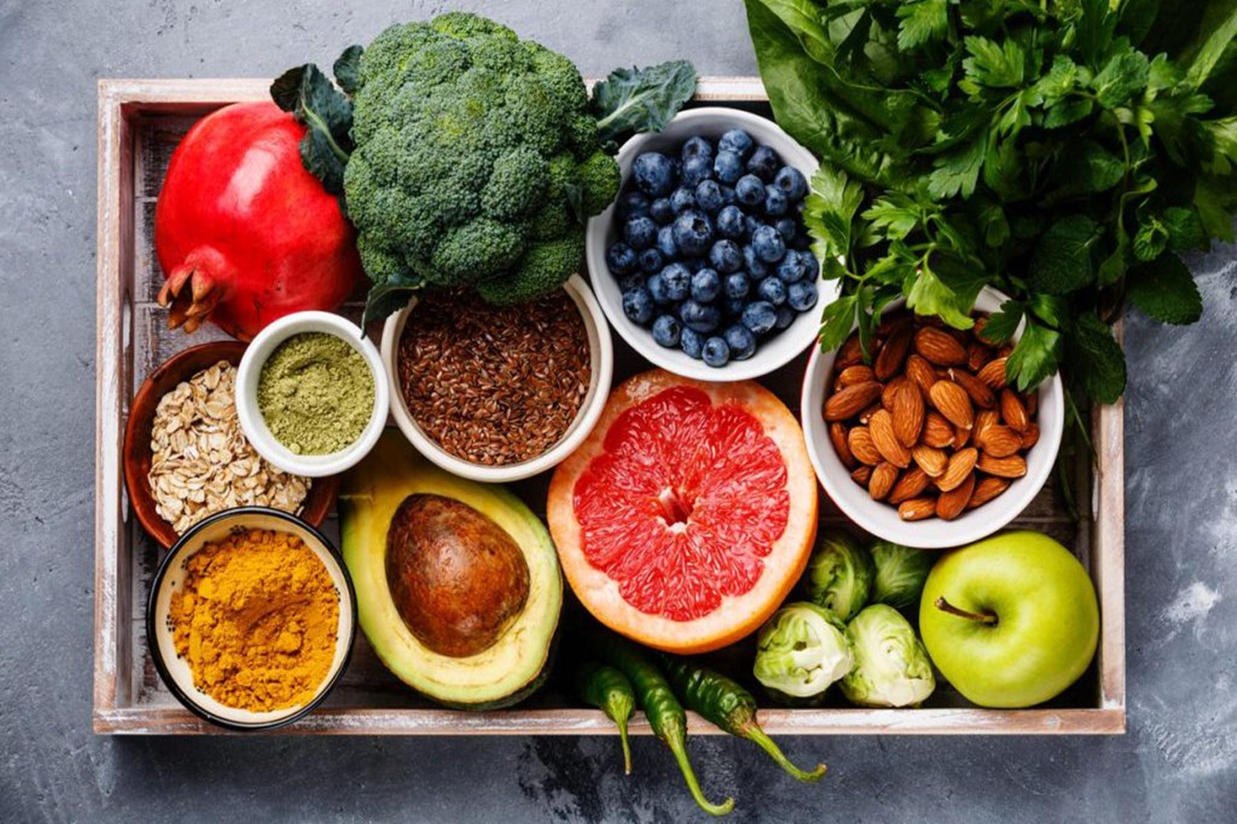 Διατροφή : Τρόφιμα που ενισχύουν την διάθεση