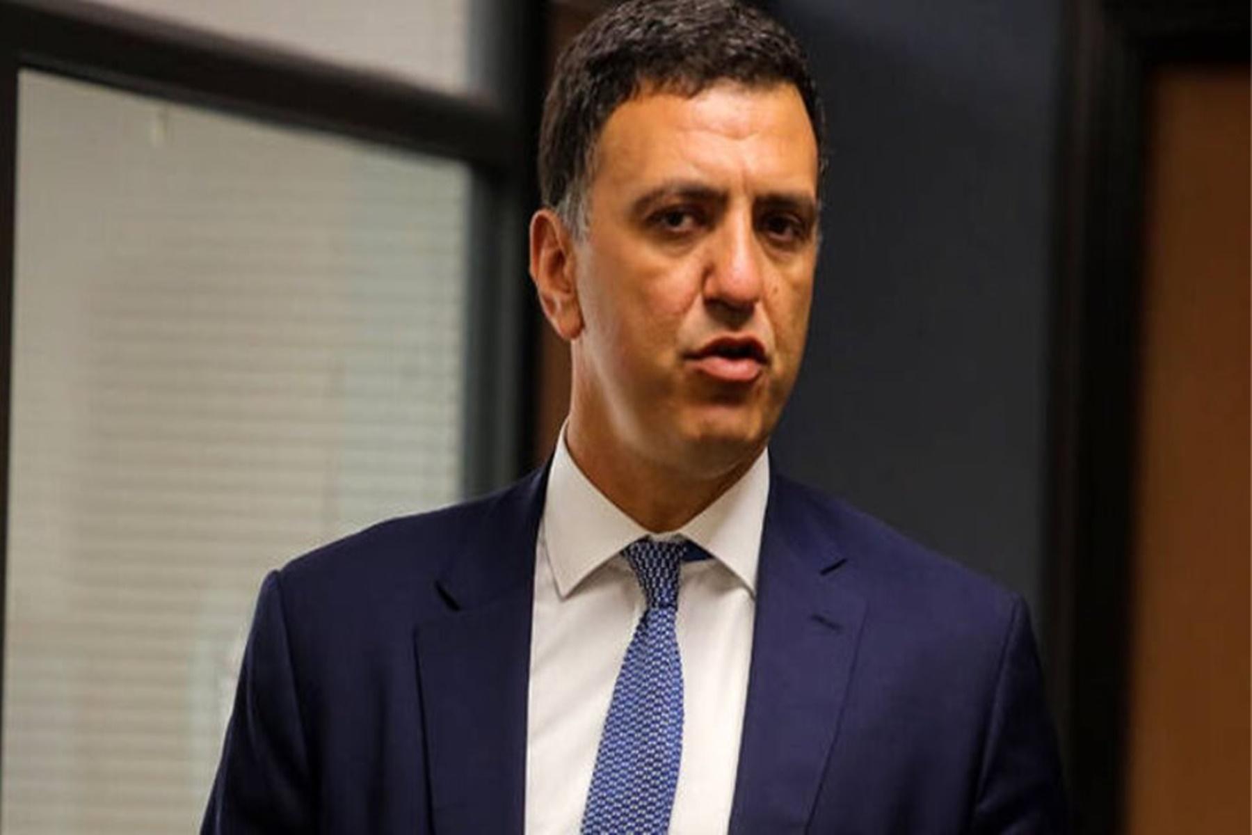 Βασίλης Κικίλιας συνεδρίαση : Το Υπουργείο υγείας υπηρετεί το όφελος των Ελλήνων ασθενών