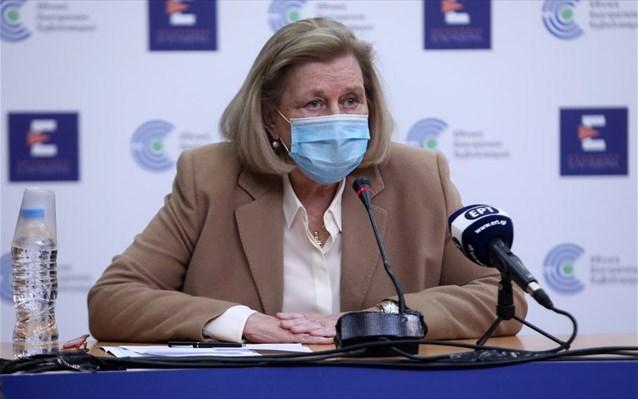 Μαρία Θεοδωρίδου: Ο λόγος της Εκκλησίας θα συμβάλει στην αντιμετώπιση της διστακτικότητας των ανεμβολίαστων