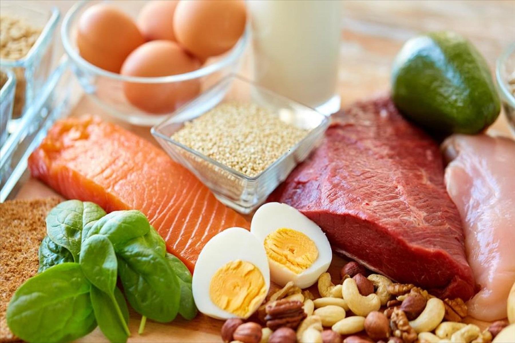 Κόπωση Αιτίες: Σημάδια ότι χρειάζεται να καταναλώνετε περισσότερη πρωτεΐνη.