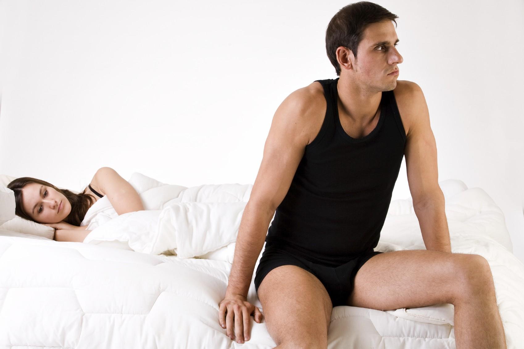 Σεξ αποχή σύντροφος: Έξι λόγοι που ο σύντροφός σας δεν θέλει να κάνετε έρωτα