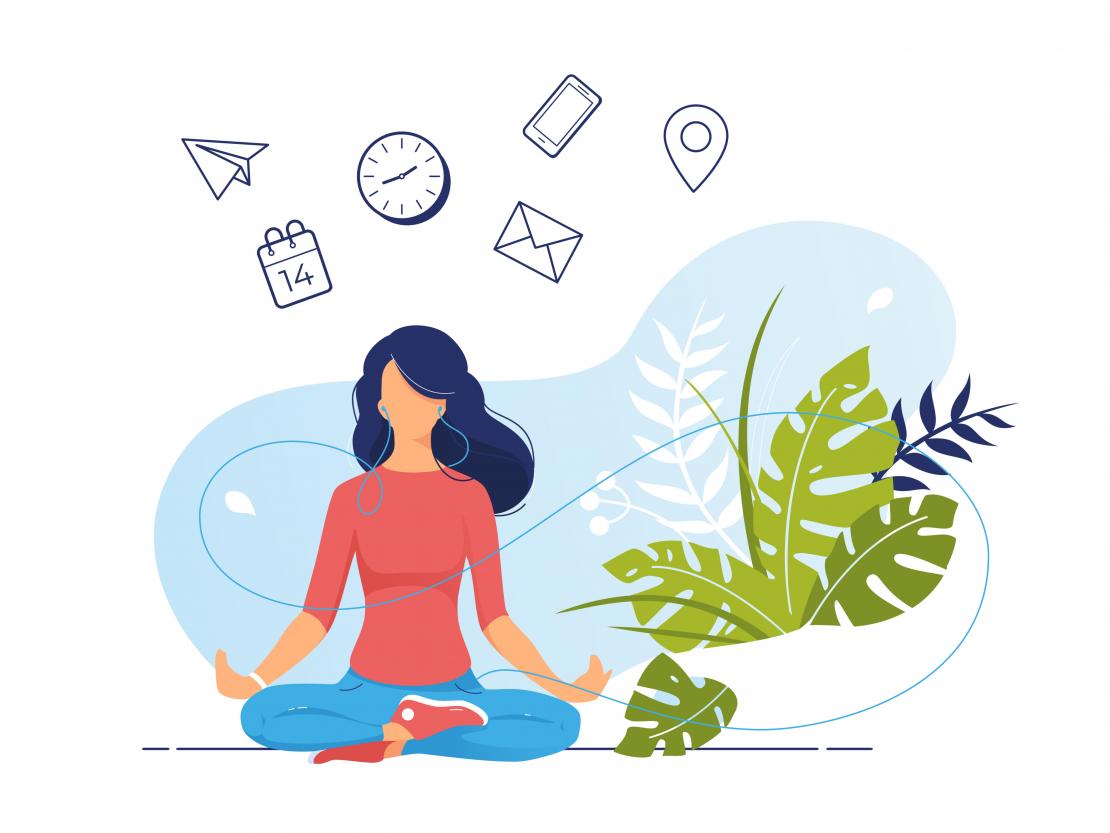 Άγχος Διαχείριση: Οι βασικές αρχές του stress management