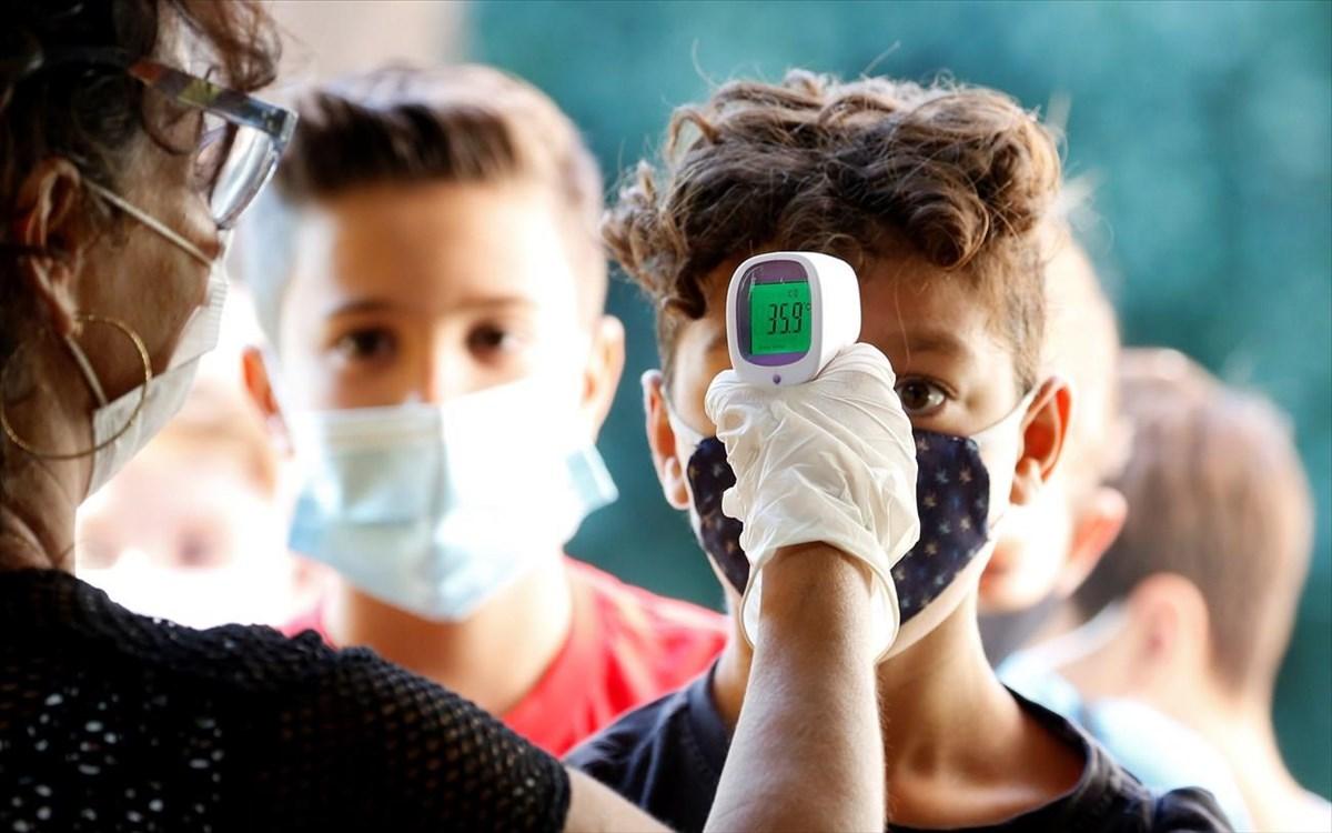Παιδιά κορωνοϊός λοίμωξη: Παρατεινόμενα συμπτώματα της νόσου COVID-19 σε παιδιά και εφήβους