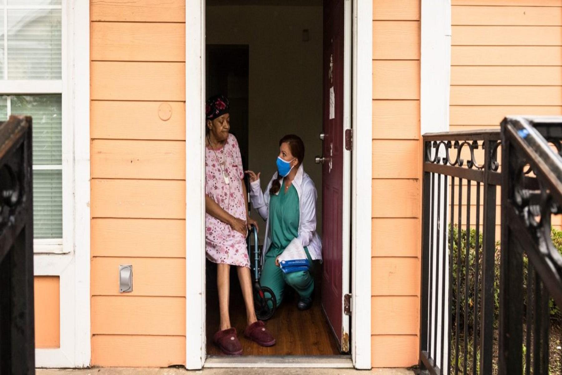 Βόρεια Καρολίνα: Ξεκινά εκστρατεία εμβολιασμού «δόσεις σε πόρτες»