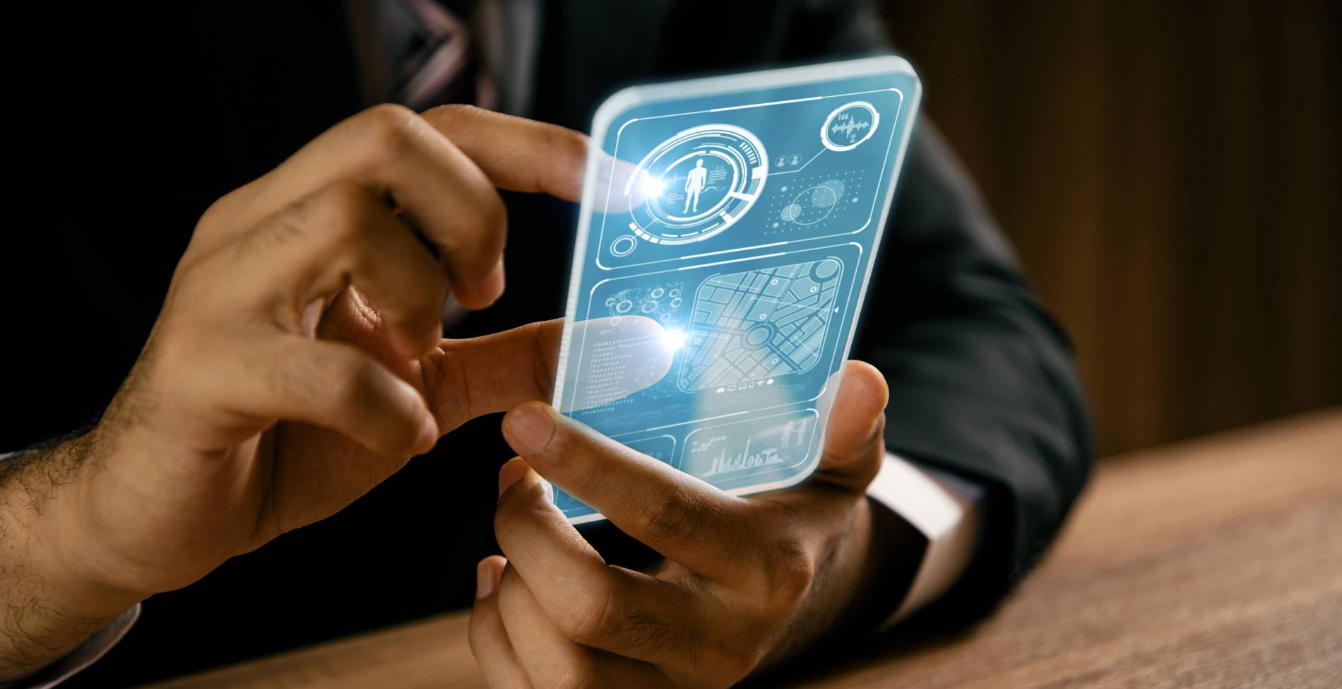 Δάκτυλο κινητό φόρτιση: Πώς τα δάχτυλά μας θα φορτίζουν τα κινητά
