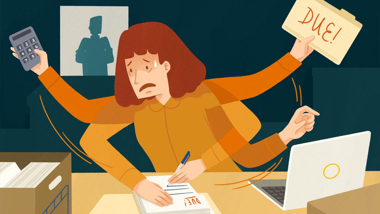 Άγχος Δουλειά: Διαχειριστείτε το άγχος μέσα από την τεχνική της αποφυγής