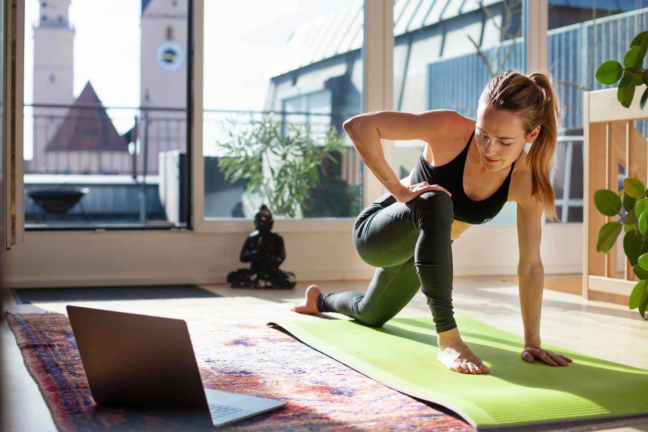 Αθλητισμός: Η γιόγκα είναι ένα εργαλείο ενίσχυσης της σωματικής & συναισθηματικής υγείας [vid]