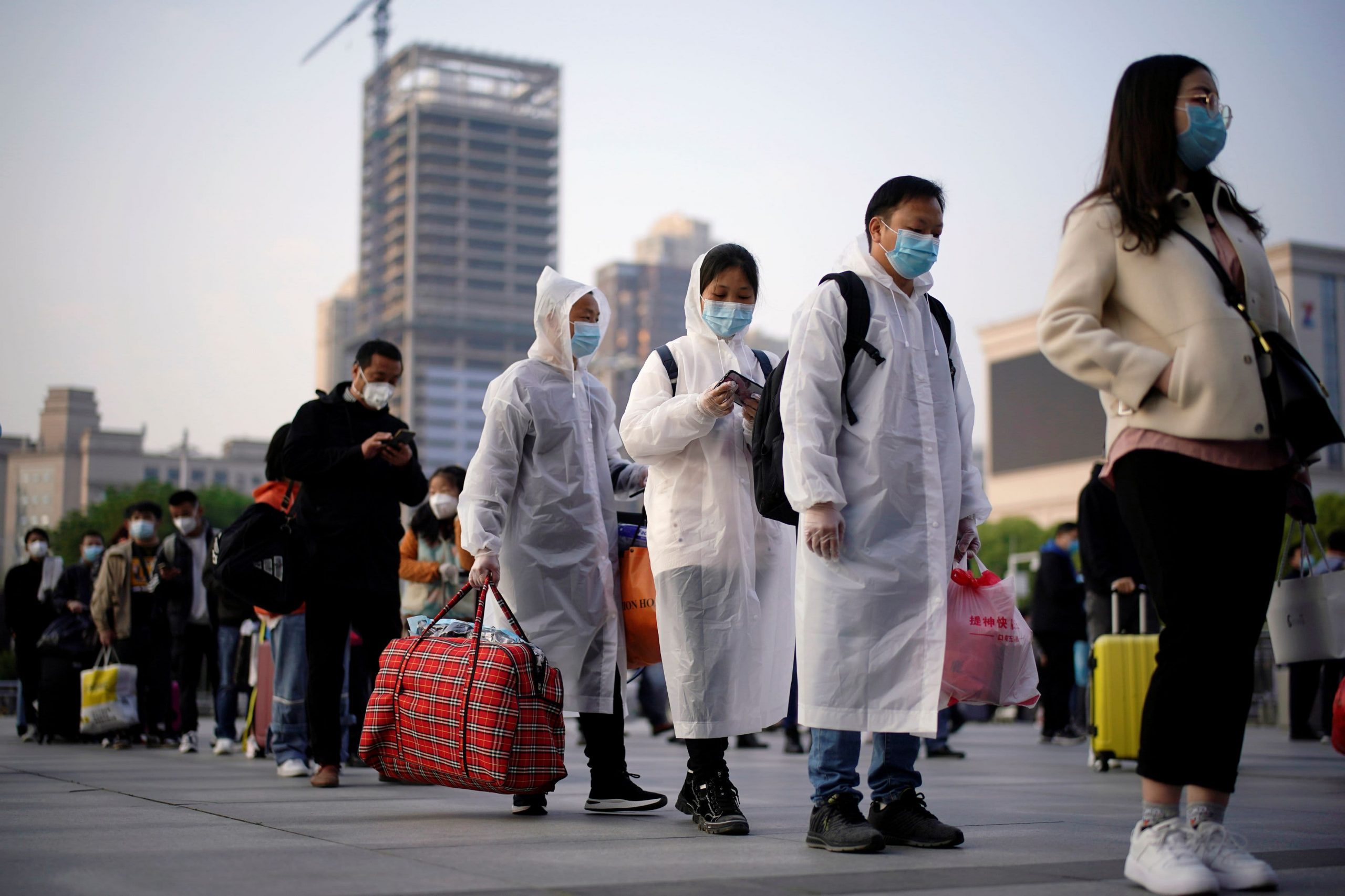 Κίνα: Ανησυχίες και μέτρα περιορισμού στη χώρα καθώς η παραλλαγή Δέλτα εξαπλώνεται