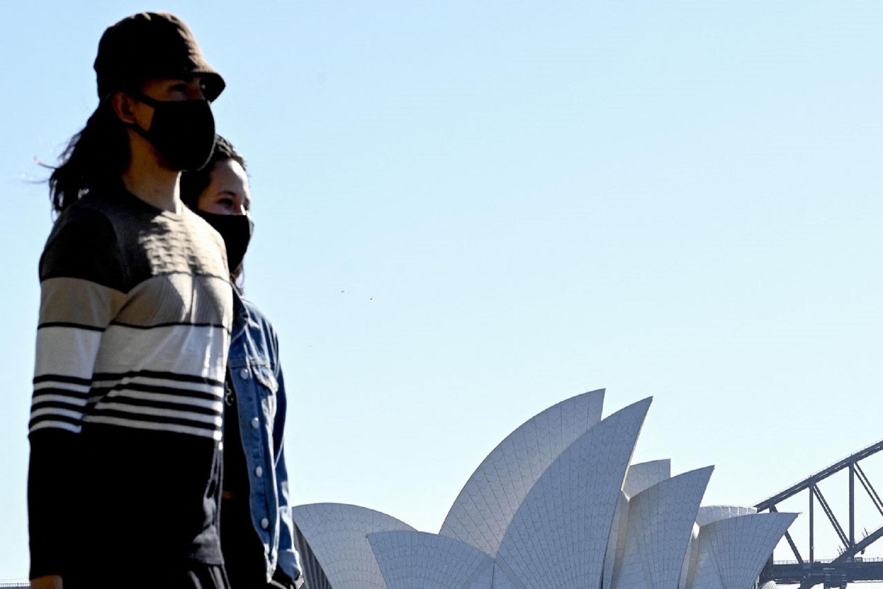 Κορωνοϊός Αυστραλία: Η αυξανόμενη επιδημία του Σίδνεϊ προκαλεί νέα σύνορα εντός της ίδιας της χώρας