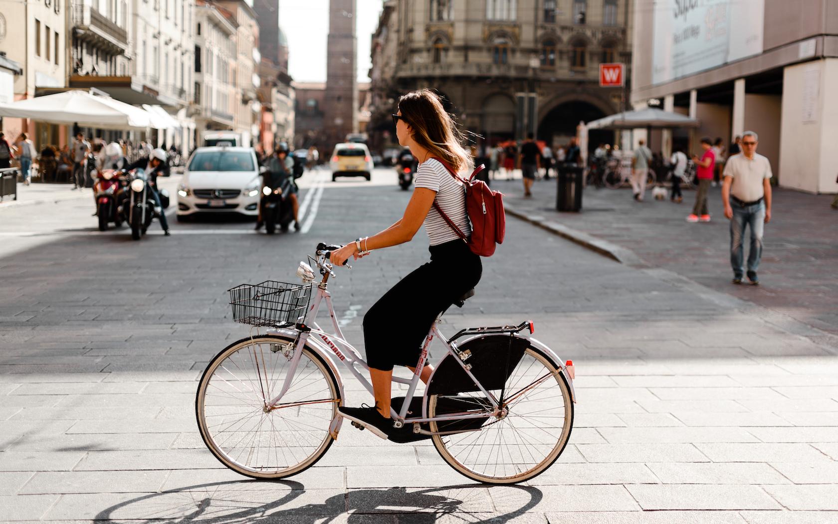 Ποδηλασία: Όχημα για καλύτερη ψυχική και συναισθηματική υγεία [vid]