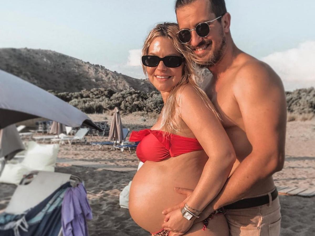 Κατερίνα Δημητρόγλου: Έγινε μαμά για πρώτη φορά [pics]