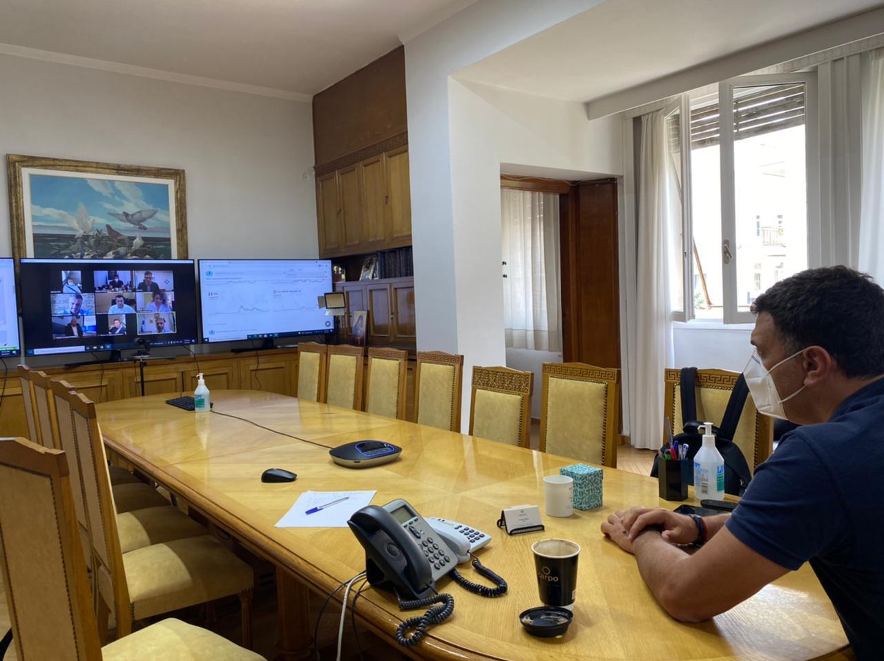 Βασίλης Κικίλιας: Συγκάλεσε σύσκεψη για την επιχειρησιακή ετοιμότητα του ΕΣΥ