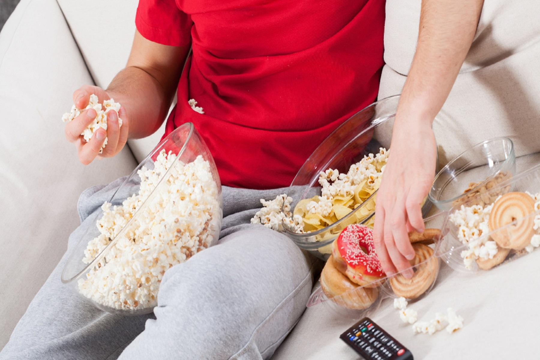 Κορωνοϊός Lockdown: Τα παιδιά έχουν πάρει βάρος κατά τη διάρκεια της πανδημίας καθώς αυξάνεται η κατανάλωση πρόχειρου φαγητού