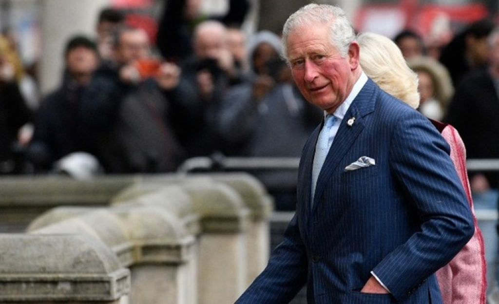 Πρίγκιπας Κάρολος της Ουαλίας: Στηρίζει τα θύματα των πυρκαγιών με δωρεά στον Ελληνικό Ερυθρό Σταυρό