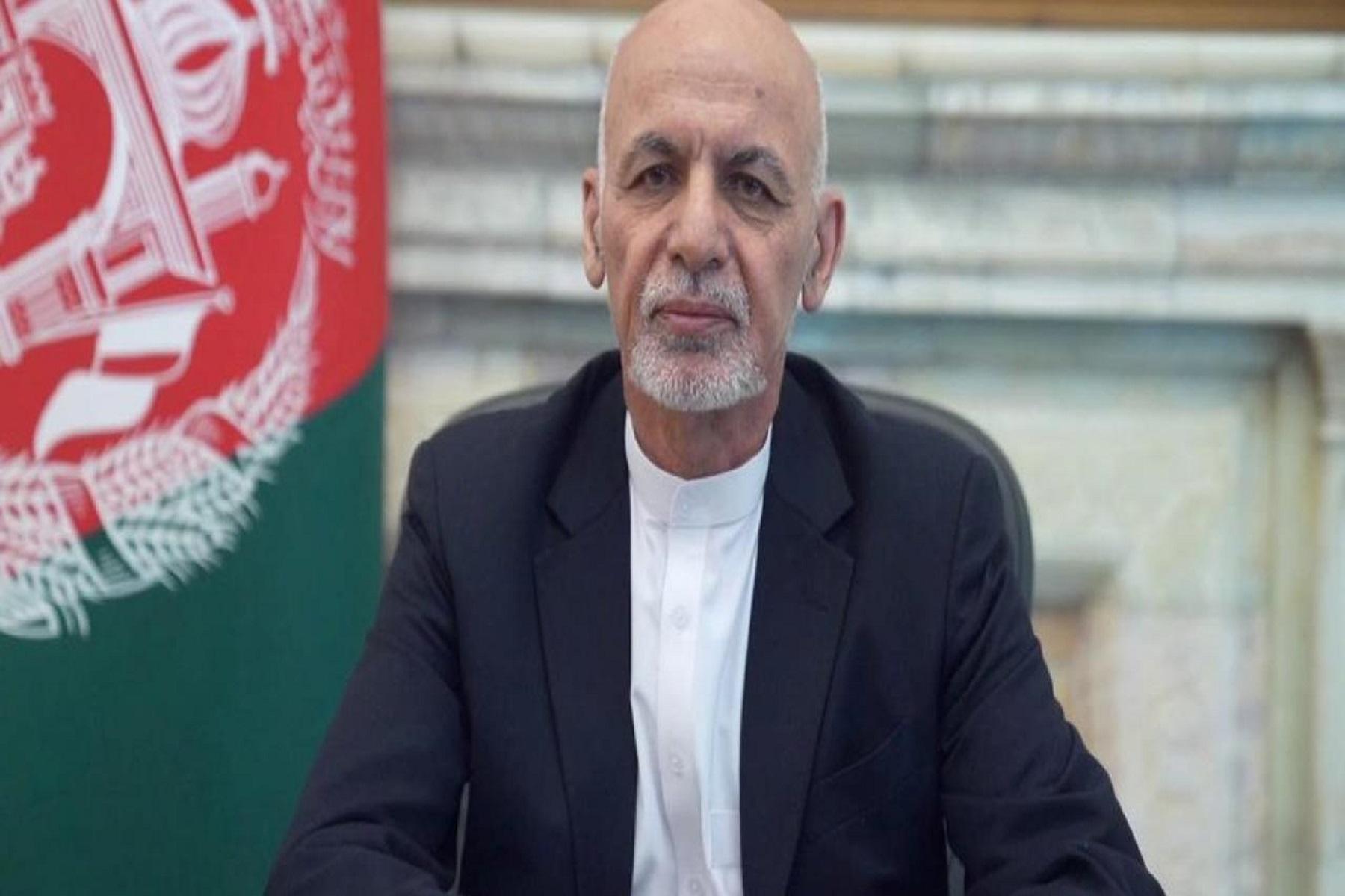Πρόεδρος Αφγανιστάν: Τον λόγο για τον οποίο εγκατέλειψε τη χώρα εξηγεί ο Ashraf Ghani