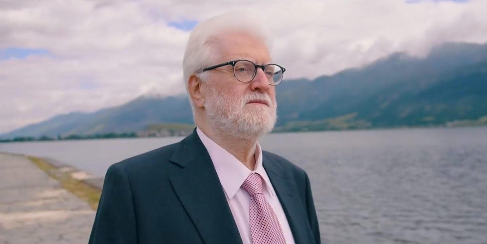 ΕΚΠΑ: Απονομή τίτλου τ επίτιμου διδάκτορα στον Μωυσή Ελισάφ