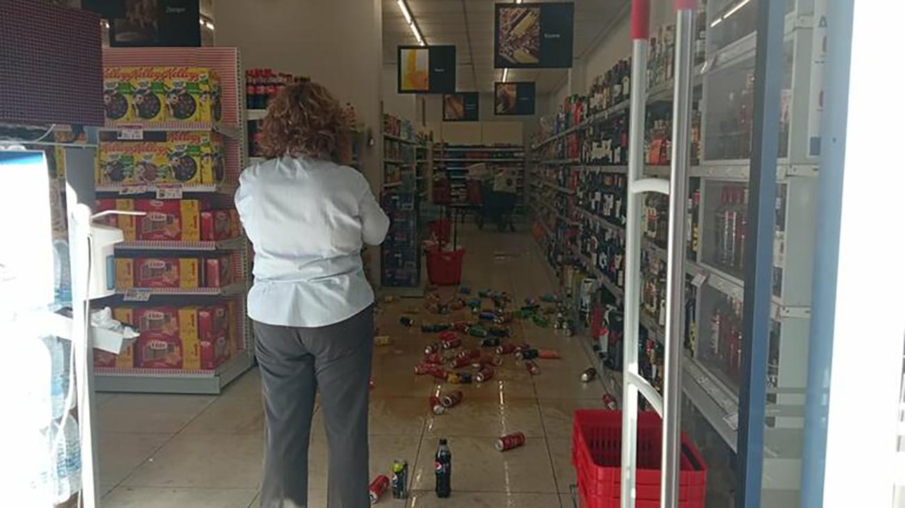 Σεισμός Ηράκλειο Κρήτη: Ισχυρός σεισμός 5,8 Ρίχτερ στο Ηράκλειο ταρακούνησε ολόκληρη την Κρήτη [vid]