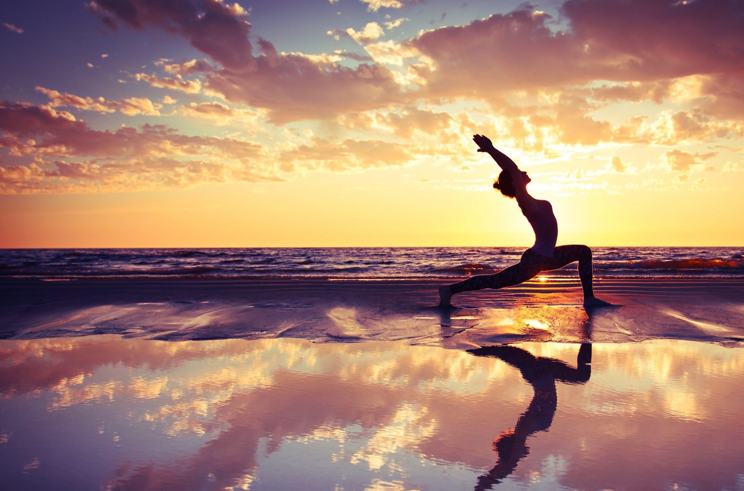 Αθλητισμός Άγχος Αυτοφροντίδα: Η γιόγκα ως γραμμή διαφυγής από το άγχος που σχετίζεται με καρδιαγγειακές παθήσεις [vid]