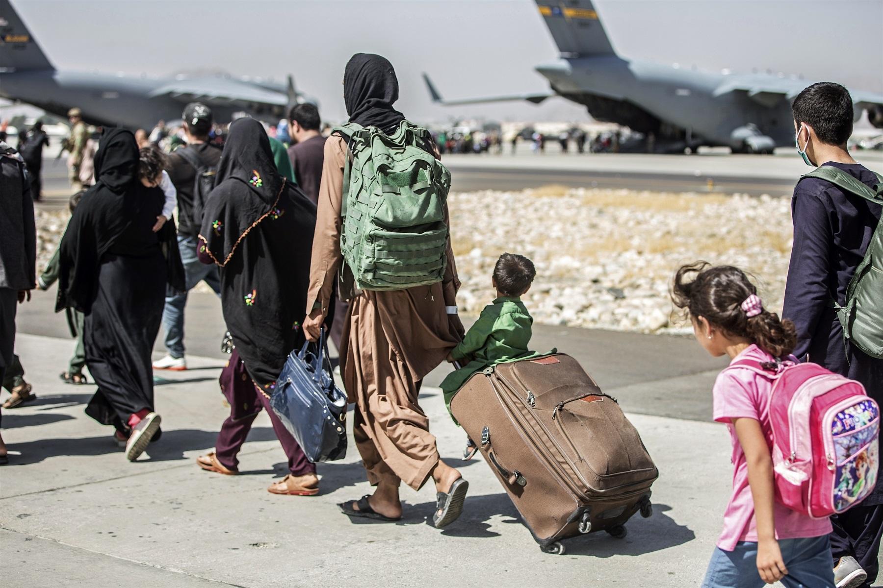 Τρόφιμα Αφγανιστάν: Στα πρόθυρα της ανθρωπιστικής «καταστροφής» λόγω επισιτιστικής ανασφάλειας