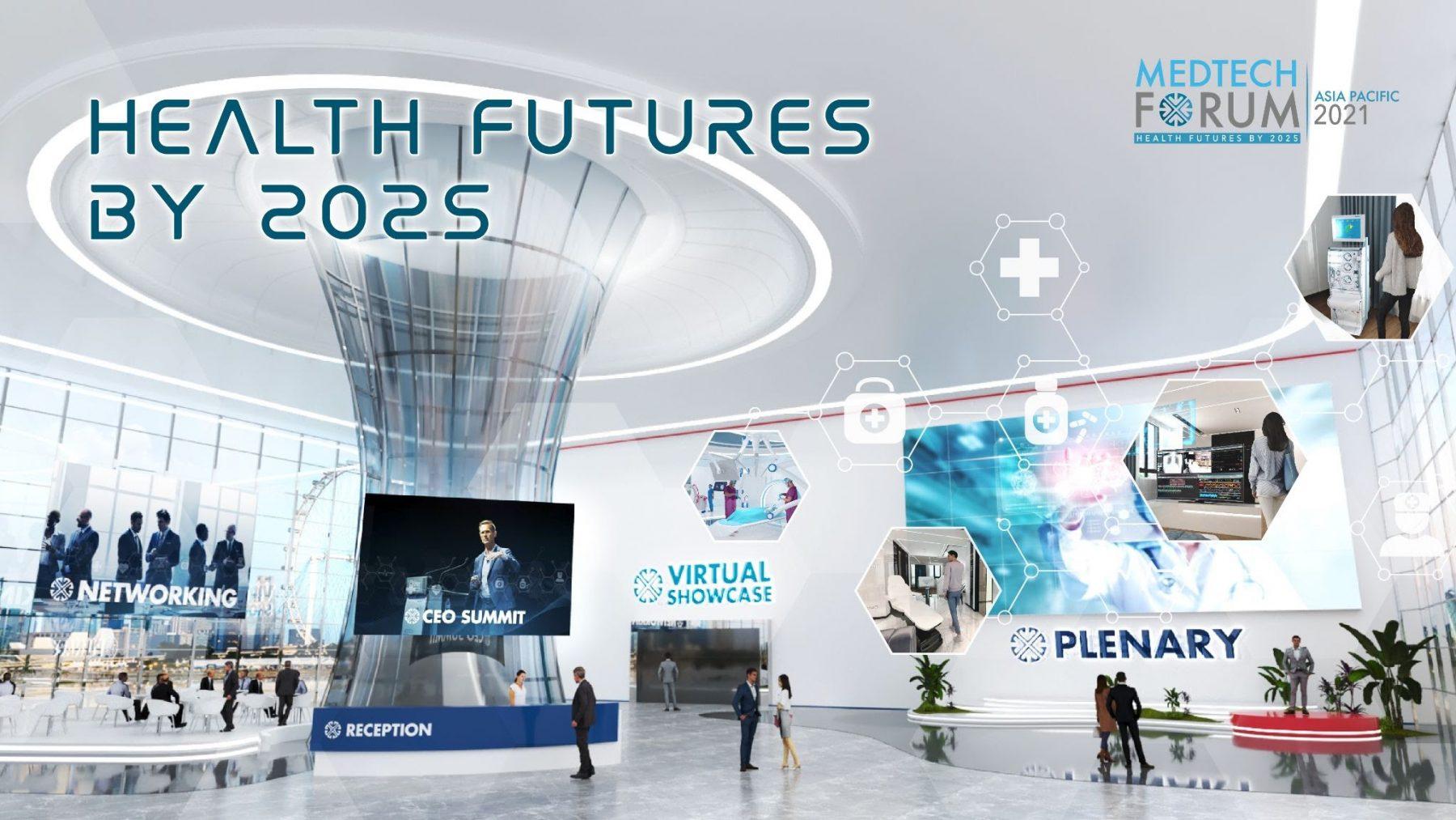 Asia Pacific MedTech Forum 2021: 19 & 20 Οκτωβρίου 2021 στην Σιγκαπούρη