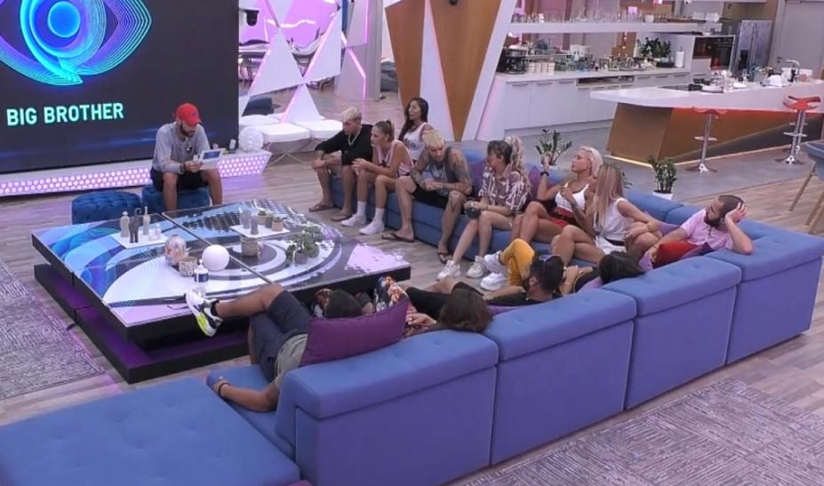 Big Brother spoiler (28/9): Η ομαδική δοκιμασία μπερδεύει τους συγκατοίκους και φέρνει νέες εντάσεις στο σπίτι [trailer]