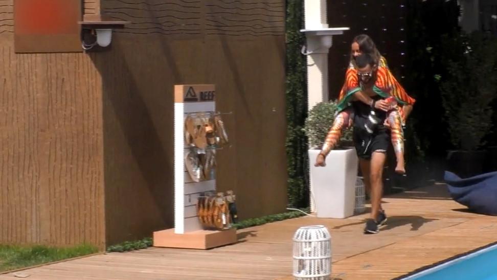 Big Brother spoiler 21/9: Ευδοκία και Νίκος βρίσκουν αρκετά κοινά και έρχονται πιο κοντά [trailer]