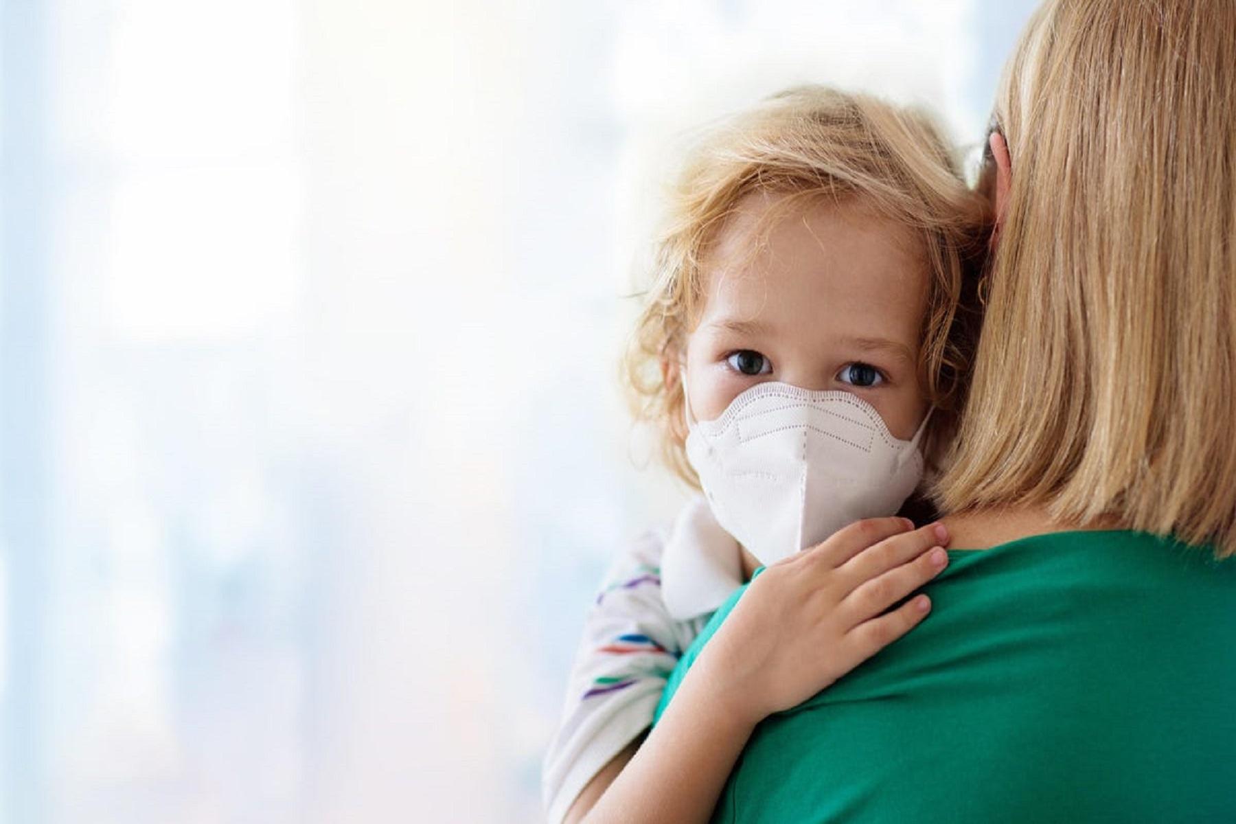 Πανδημία Παραλλαγή Δέλτα: Μπορούν τα παιδιά να έχουν «μακρά COVID» μετά από μόλυνση από κορωνοϊό;