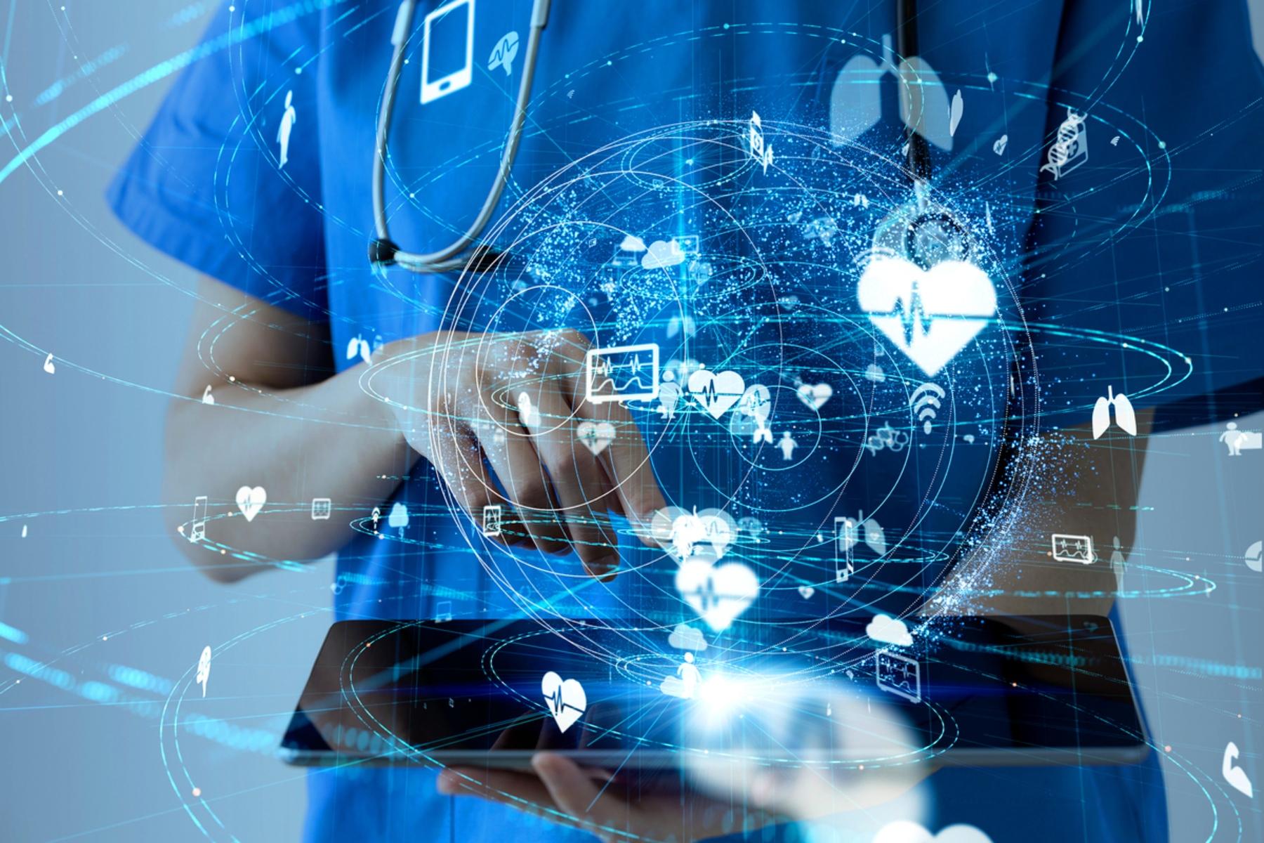 Ψηφιακή υγεία: Η αγορά της ηλεκτρονικής υγείας θα εκτοξευθεί ραγδαία μέχρι το 2030