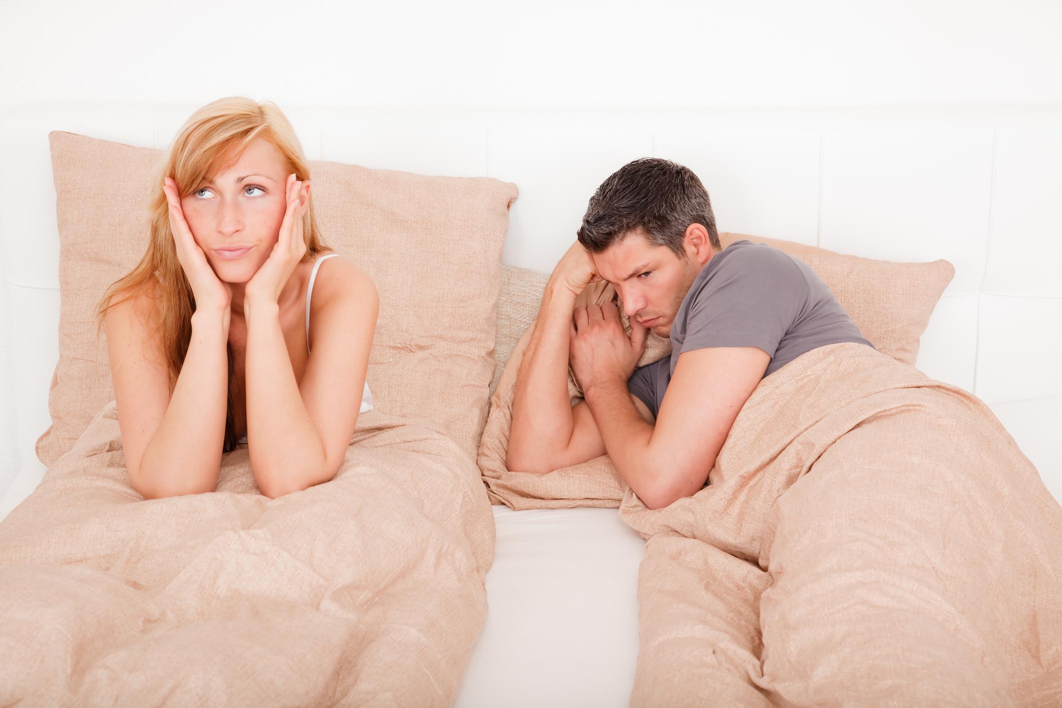 Σεξ πόνος: Γιατί οι γυναίκες πονούν συχνά κατά την ερωτική επαφή