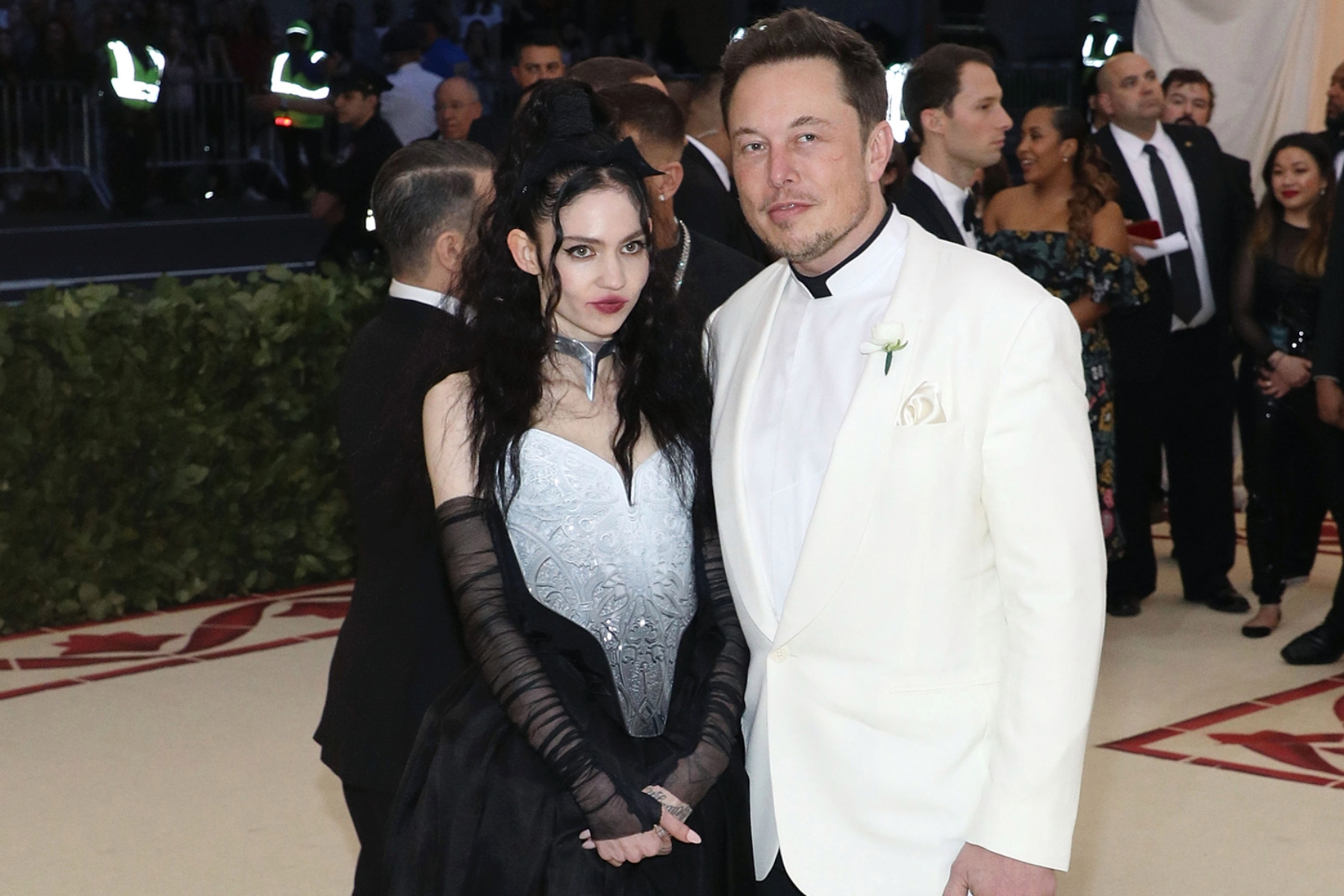 Elon Musk Grimes: Ο εκκεντρικός μεγιστάνας της Tesla χώρισε έπειτα από 3 χρόνια σχέσης
