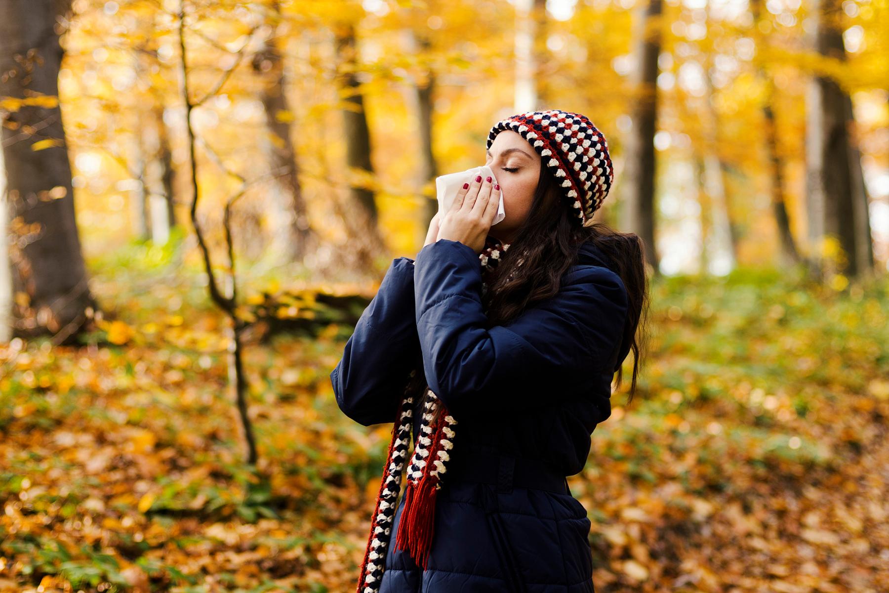 Κλιματική Αλλαγή ΗΠΑ: Οι αλλεργίες στο φθινόπωρο θα είναι σε πλήρη ισχύ φέτος, λένε οι ειδικοί