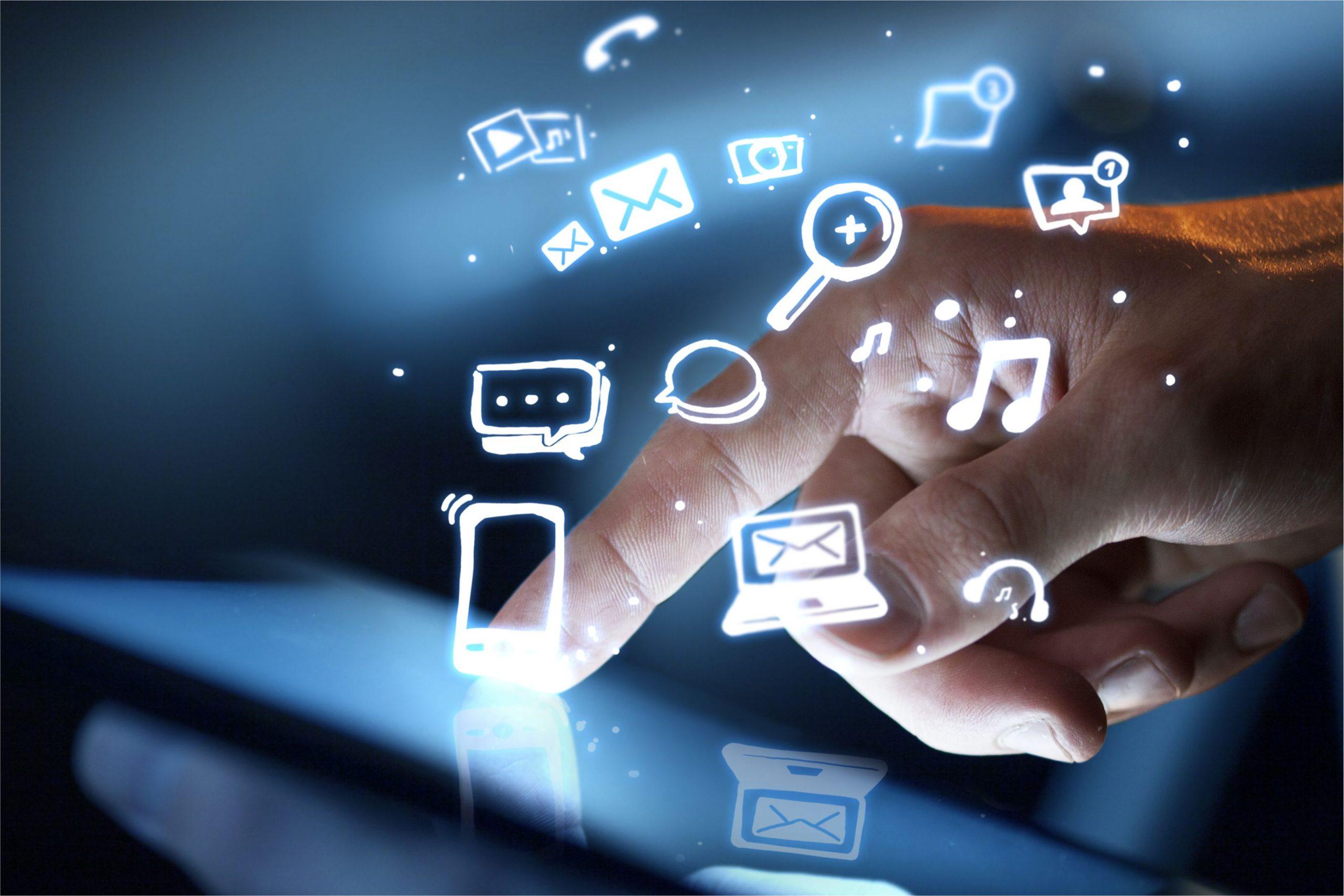 Κορονοϊός ψηφιακές υπηρεσίες: Στα ύψη η χρήση ψηφιακών υπηρεσιών στο σπίτι λόγω πανδημίας
