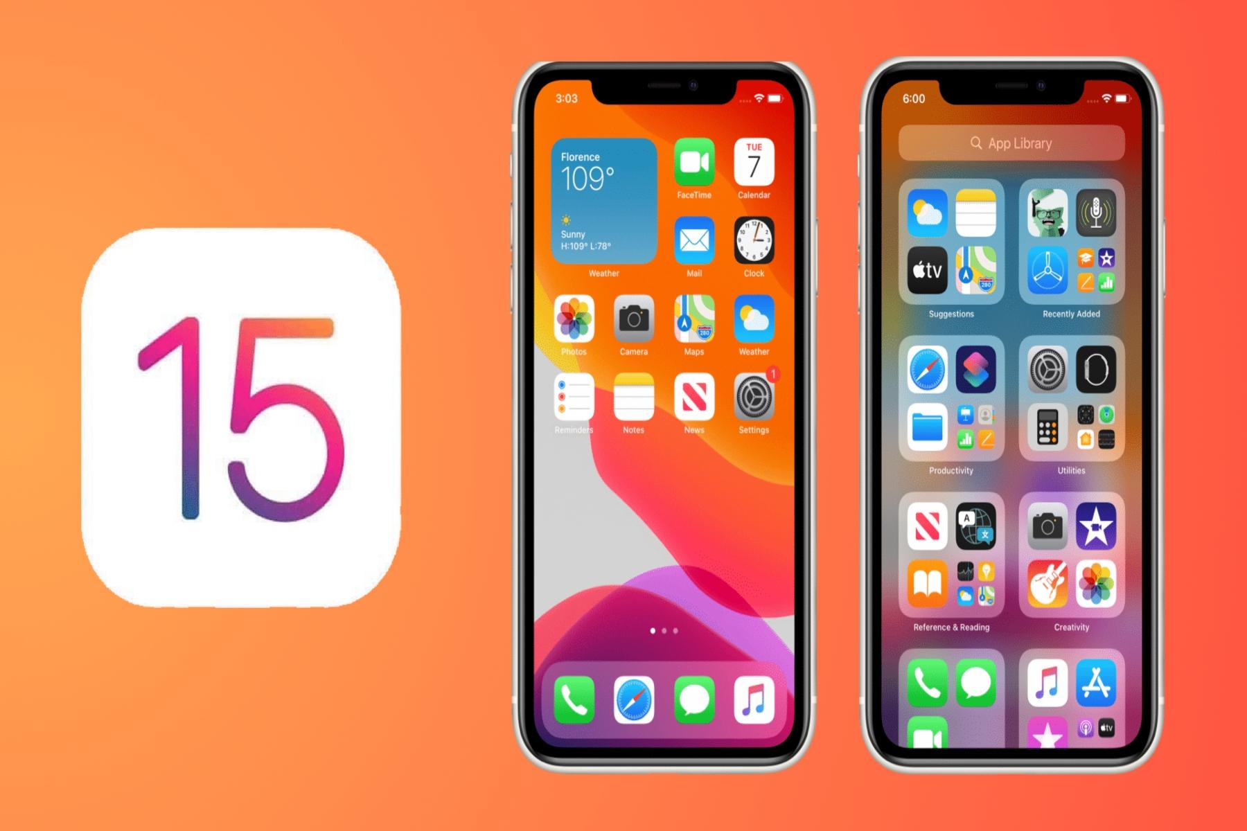 iOS 15: Διατίθεται στην Ελλάδα από Δευτέρα 20/09 το πολυαναμενόμενο νέο λογισμικό της Apple με εξαιρετικές βελτιώσεις