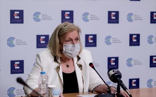 Μαρία Θεοδωρίδου: Ηπιότερες οι παρενέργειες της τρίτης δόσης-Ξεκινά ο εμβολιασμός κατά της γρίπης