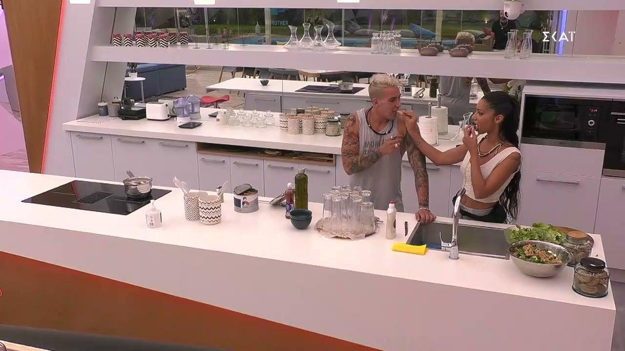 Big Brother spoiler 15/9: Ο έρωτας Ανχελίτα και Παναγιώτη δυναμώνει [trailer]