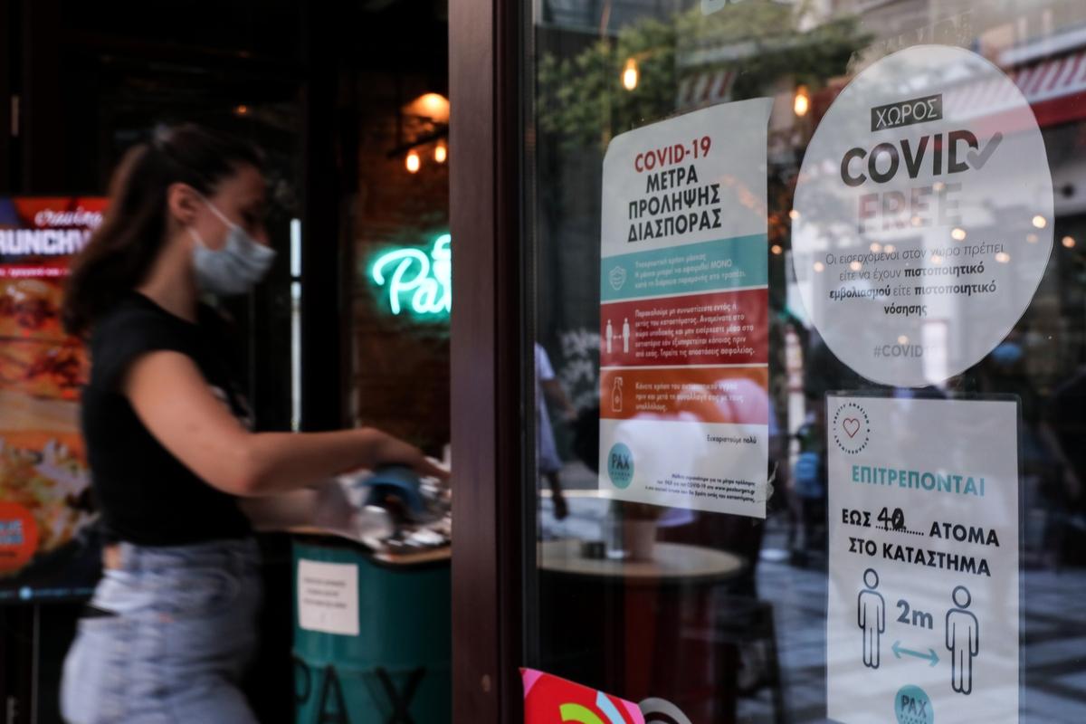 Ανεμβολίαστοι μέτρα κλειστοί χώροι: Όλα τα μέτρα για ανεμβολίαστους: Που μπαίνουν με τεστ -Ποιοι τα πληρώνουν
