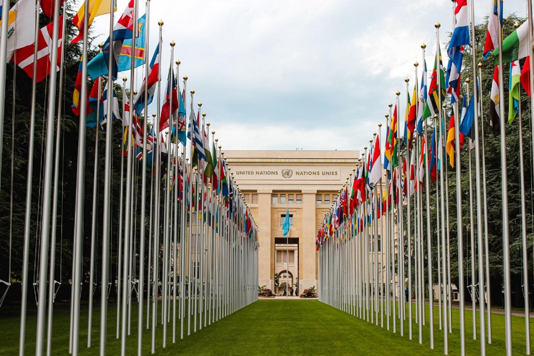 Αντόνιο Γκουτέρες: Ο επικεφαλής του ΟΗΕ λέει ότι ο κόσμος πρέπει να αλλάξει τις τροφικές προτεραιότητες